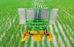 Universal Walking Type Rice Planting Machine, Model Name/Number: UET-105