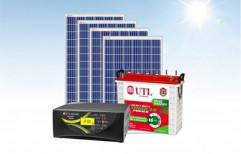 Utl offgrid Solar Combo -1000VA, For residential and commercial