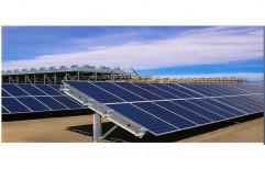 Waaree Solar and Vikram Solar Panel With Subsidy, 12 V