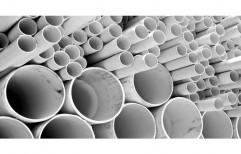 White Hard Tube PVC Pipes