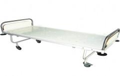 White Hospital Bed