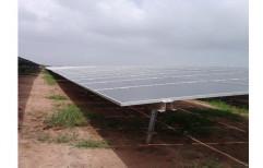 1 - 10 W Solar Power Plant