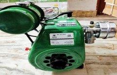 1.1kw Greaves Mk12 Petrol Kerosene Pumpset, 2 - 5 HP