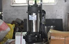 1 - 3 HP 15 to 50 m Seewage pump, Model Name/Number: 1-3hp