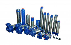 1 - 3 HP Three Phase Domestic Submersible Pump