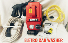 1.8 Hp Plastic Car Washer, Model Name/Number: Eletro El1800, Pressure Capacity: 130 Bar