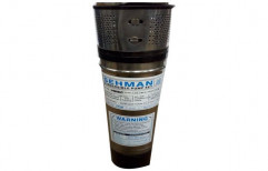 1 HP Single Phase Sehman V4 Submersible Pump