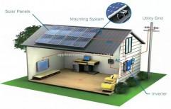 1 Kw Solar Home LED Lightning System