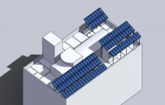 1 Kwp To 25 Kwp LED solar home light system, Per Kwp