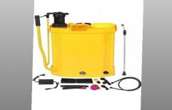 12V8A Agriculture Sprayer, Capacity: 16 Ltrs