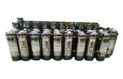 18 Stages 1.5 HP Submersible Pump