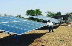 2 Hp Solar Water Pump, Flow: 15000 LPH
