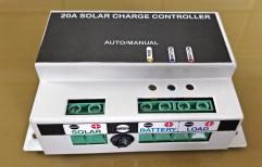 20A PWM Solar Charge Controller, 12 V, 200 Watt