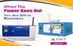 2105GL Single Phase Sonalika Generators