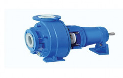 3 HP 80 To 100 Meter Single Stage Centrifugal Chemical Pump