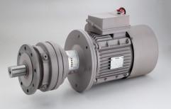 3 HP Impel Electric Motor