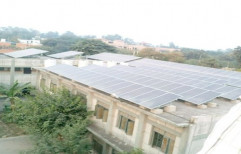 5KW Solar Rooftop Panel, For Commercial