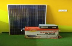 650watt D Light Solar Inverter Home System, 160 Watt