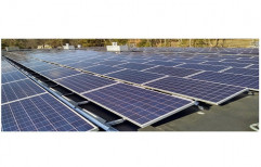 8.3 - 17.6 V Solar Power Plant