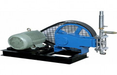 Ac Powered Electric Motor Hydraulic Test Pump