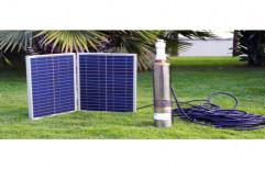 Agriculture Solar Pump, 3 HP