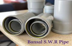 Bansal 63mm to 160mm UPVC SWR Pipe