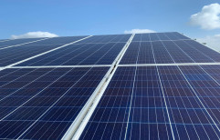 Battery Grid Tie LED Solar Power System, For Industrial, Capacity: 2 Kw