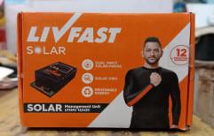 Black LivFast Solar Management Unit, Model Number: Lfsmu 122430