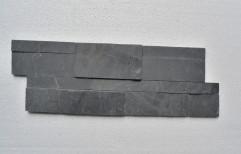 Black Slate Cladding, Size: 15 x 60 cm