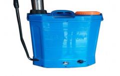 Blue Manual f Samson Knapsack Sprayer, For Agricultural Spraying, Capacity: 16 Liters