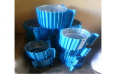 Blue Subersible Pump Motor Pump Motor Body