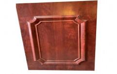 Brown PVC Door
