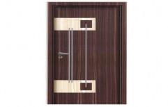 Brown Wood Laminate Door