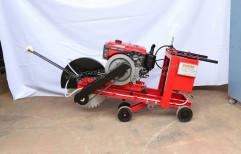 Concrete Cutter Machine, Belt, Model Name/Number: VCE-CGCM-750