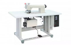 Cotton Manual Semi Automatic Non Woven Bag Making Machine, Model Name/Number: ZXL 80, 220 V