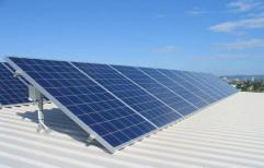Easton Rooftop Solar Power Plant, 10 Kw, 12 V