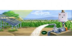Electric Kirloskar Solar Water Pump, For Agriculture, 240 V AC