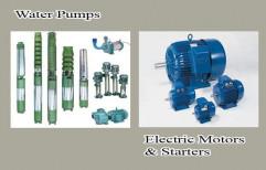 Electric Motors & Water Pumps
