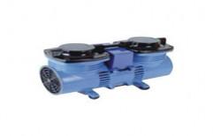 Electric Oil Free Vacuum Pump, Voltage: 220/380 V