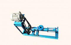 Electric Sludge Pumps, Voltage: 415 V