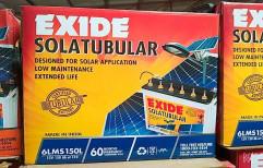Exide Solar Battery, Capacity: 150ah