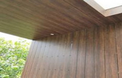 Exterior Wooden HPL Cladding, Thickness: 6mm