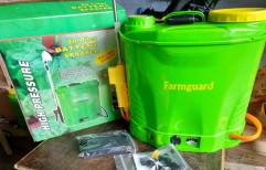 Farm Gaurd Plastic Electric Battery Pump