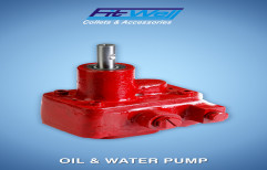 Fitwell Oil & Water Pump