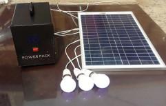 Halogen Solar Home Lighting