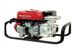 Honda Light Weight Petrol Water Pump Set, Model Number: WS20X