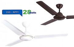 Hybrid solar Fan
