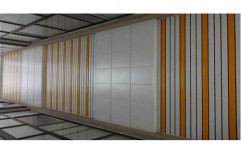 Interior Metal Wall Cladding, Thickness: 8 Mm