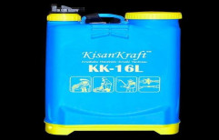 Kisankraft 16 Ltr Manual Knapsack Sprayer