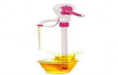 Kitch Cut Plastic Kitchen Oil Pump